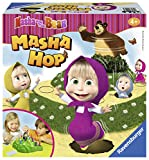 Ravensburger Kinderspiele 21261 Masha und der Bär Hop