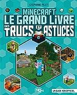 Minecraft - Le grand livre des trucs et astuces de Stéphane PILET