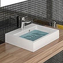 suchergebnis auf f r waschbecken eckig 50 cm. Black Bedroom Furniture Sets. Home Design Ideas