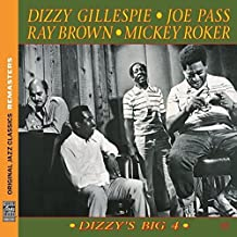 Dizzy's Big 4 (Original Jazz)