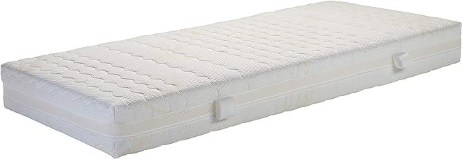 saarschaum Cashmere Matratzenbezug versteppt Parent geeignet für Matratzenhöhe 15 bis 19 cm rundum Reißverschluss 60 Grad