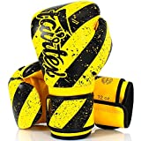 Fairtex Boxhandschuhe, BGV14, Y, Boxing Gloves, Muay Thai, Thaiboxen, MMA Size 16 Oz Test