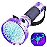 UV-Taschenlampe–Schwarz UV-Licht 100Led Taschenlampen 395nm UV-Detektor Licht für Hund Katze Urin, PET Flecken, Bettwanzen, Scorpions, Maschinen auslaufen Inspektion