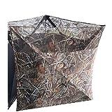 Savage Island Tente Télescopique de Camouflage 3 Cotés pour Observation