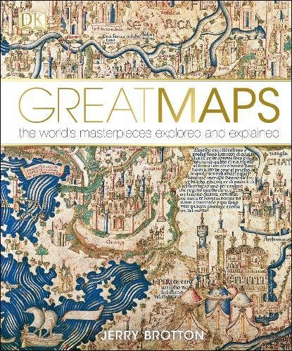 Great Maps: The World's Masterpieces Explored and Explained por Jerry Brotton