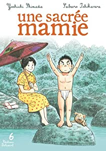 Une sacrée mamie Edition simple Tome 6