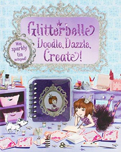 Glitterbelle Doodle, Dazzle, Create!