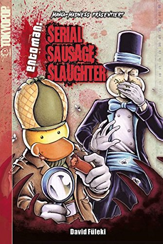 Manga Madness: Serial Sausage Slaughter