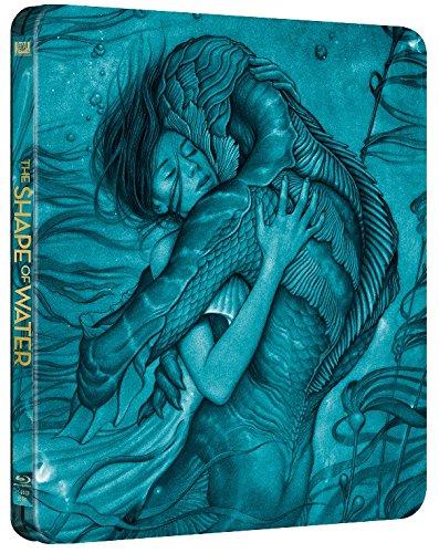 La Forma Del Agua Blu-Ray Steelbook [Blu-ray]
