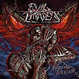 Evil Invaders: Feed Me Violence (Audio CD)