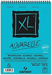 Canson Spp Canxl Aquarelle 20S A5 300G Suluboya Bloğu
