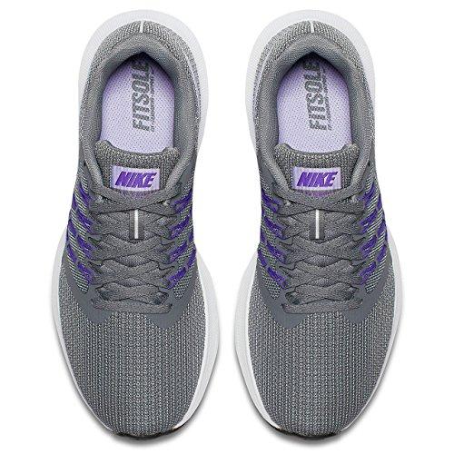 Nike Wmns Run Swift, Scarpe da Corsa Donna Multicolore (Cool Grey/Purple Agate/Wolf Grey)