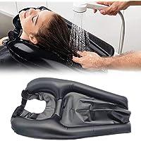 Lavandino gonfiabile per capelli, Lavandino portatile per shampoo per capelli Vassoio per lavaggio Attrezzatura per…