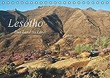 Lesotho (Tischkalender 2019 DIN A5 quer): Lesotho, das Land im Land. (Monatskalender, 14 Seiten ) (CALVENDO Orte) - Frauke Scholz