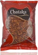 Chataka Crush Chilli Pizza Mirch Chilli Flakes, 250g