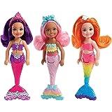 Mattel Barbie Dreamtopia Mini-Meerjungfrau Chelsea Sortiment, 1 Stück