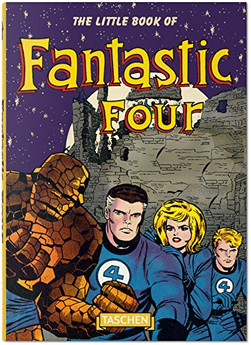 The Little Book Of Fantastic Four (Piccolo) por Roy Thomas