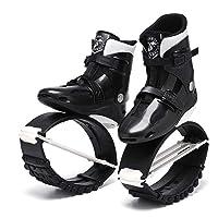 Scarpe Adulto Uomini E Donne Fitness Gravity Boots Jumps Pattini di Rimbalzo Scarpe Bouncing Scarpe Salto Calza Il…
