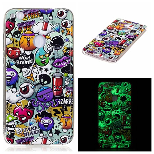 Slim Tpu Soft Accessories Phone Cover Case For Huawei P7 P8 P9 P10 P20 Pro Lite Plus P Smart Mini 2017 Skeleton Bones Novelty Neither Too Hard Nor Too Soft Cellphones & Telecommunications