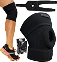 Physix Gear Knee Braces for Women & Men - Best Patella Stabilizing Knee Brace For Arthritis Pain and Support, Knee...