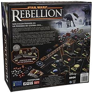 Fantasy Flight Games-EDGSW03 Star Wars Rebellion (EDGSW03)