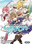 Sword Art Online Girls' Ops Edition simple Tome 3