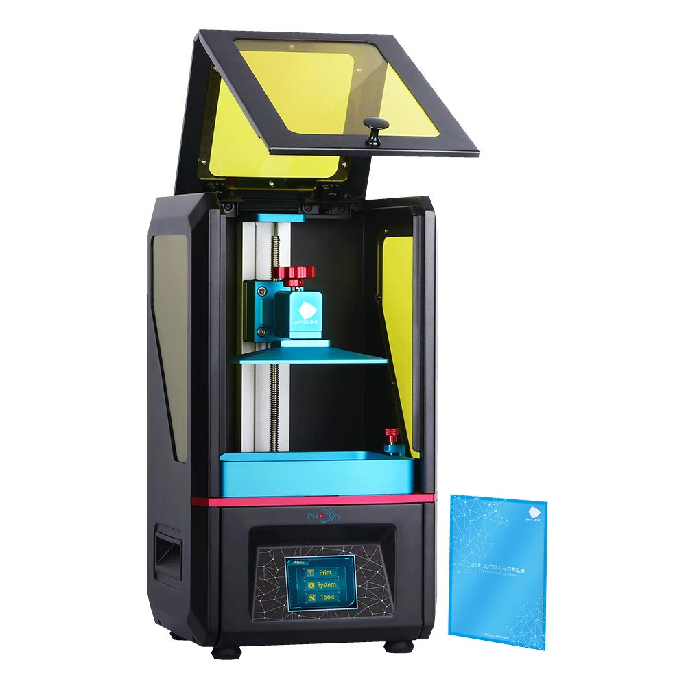 ANYCUBIC-Imprimante-UV-Photon-3D-Technologie-de-masquage-LCD-Ultra-prcise-avec-cran-Couleur-Tactile-Intelligent