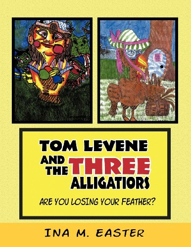 Tom Levene and the Three Alligatiors Cover Image