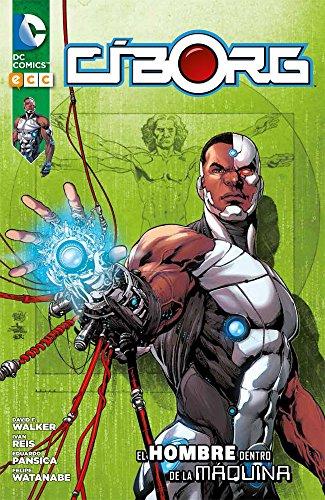 Cíborg: El hombre dentro de la maquina