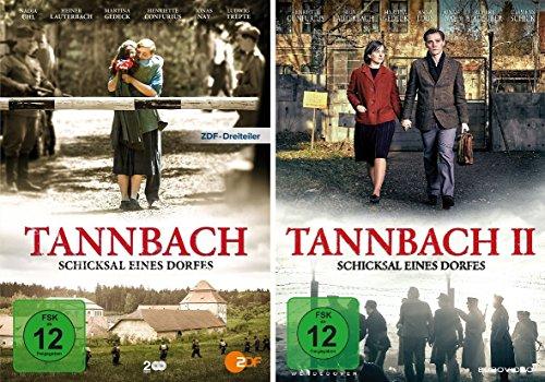 dvd tannbach Tannbach - Schicksal eines Dorfes 1+2 im Set - Deutsche Originalware [4 DVDs]