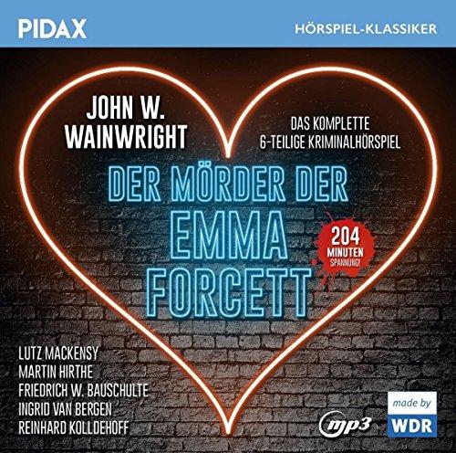 Der Mörder der Emma Forcett (John Wainwright) WDR 1969
