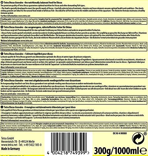 Tetra Discus Granules, 1 Dose, (1 x 1 L) - 2