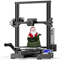 Creality Ender 3 Max Upgraded 3D Printer with Meanwell Power Supply, Silent Mainboard, Tempered Carborundum Glass Plate…