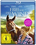 Frei wie der Wind (Glitzersticker-Edition) [Blu-ray]