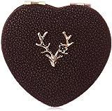 #8: Accessorize Hair Jewellery for Women (Burgundy) (MN-38670734001)