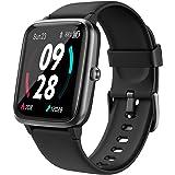 Montre Connectée, Montre Intelligente Smartwatch Femme Homme avec GPS intégré, Montre Sport Etanche IP68 avec Moniteur de fré