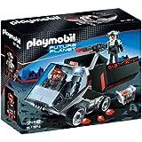 Playmobil Future Planet - 5154 - Jeu de construction - Camion des Darksters avec rayon lumineux