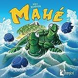 Mahé - Würfelspiel mit Schildkröten