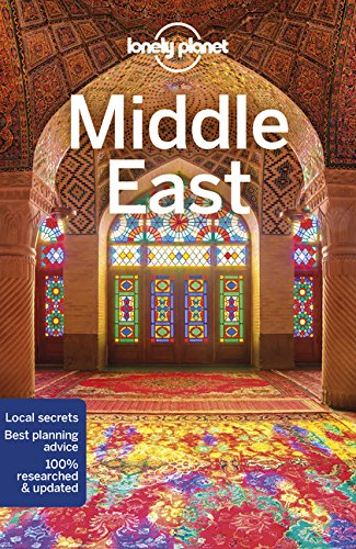 Lonely Planet Middle East (Travel Guide) por Lonely Planet