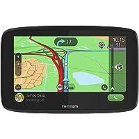 TomTom Navigationsgerät GO Essential (5 Zoll, Stauvermeidung dank TomTom Traffic, Karten-Updates Europa, Freisprechen…