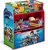 Paw Patrol Regal Kindermöbel Kinderregal Spielzeugkiste Aufbewahrung 84998PW