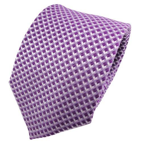 Corbata LILA de seda