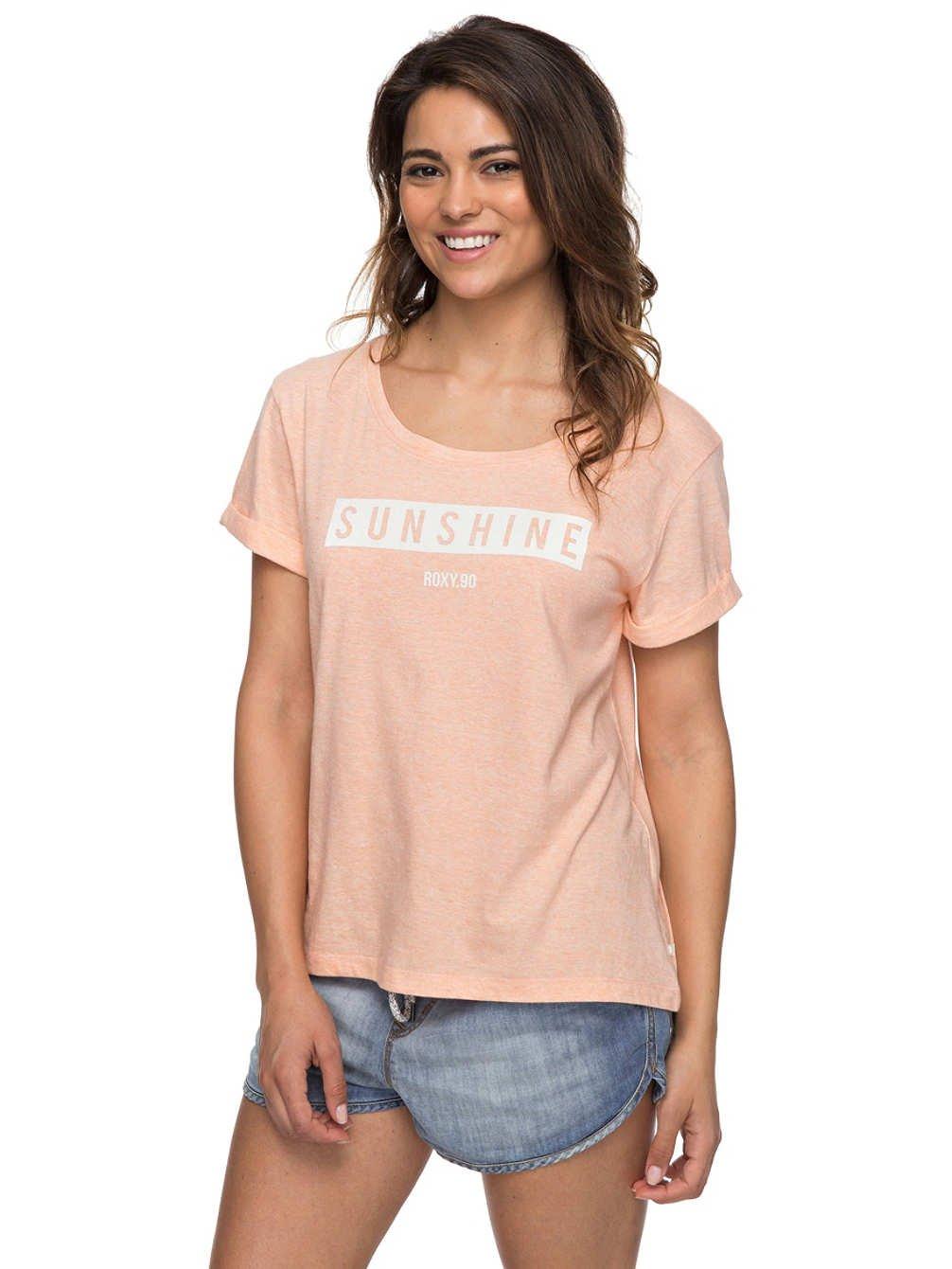 Roxy Wild Alcyons D – Camiseta para Mujer ERJZT04155