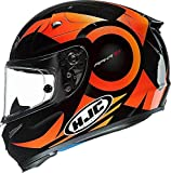 HJC R-PHA 10 Plus Furia MC7 orange
