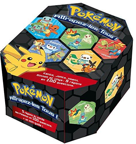 Pokemon / Quiz box - 100 questions sur les Pokemon depuis l'origine par Collectif