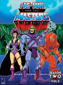 He-Man & The Masters of the Universe Season 2 V.2 [DVD] [Region 1] [US Import] [NTSC]