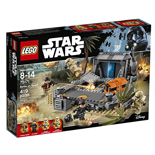 LEGO-Star-Wars-Battle-on-Scarif-75171-Building-Kit-419-Pieces