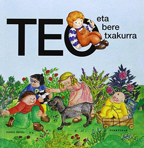 Teo eta bere txakurra (Teo eta bere ingurua) por Violeta Denou