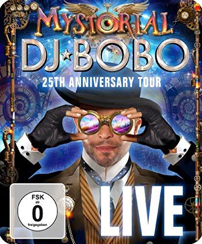 DJ Bobo – Mystorial Live [Blu-ray]