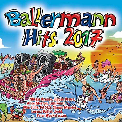 Ballermann Hits 2017 [Explicit]